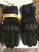 BMW Motorrad Black Two In One Enduroguard Gloves Size 7-7.5