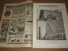 *** L'Illustration n° 4059 (18/12/1920)  Le crime d'Ekaterinbourg / Vache d'Alan