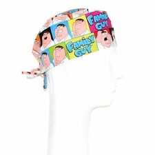 Family Guy Theme Scrub Hat