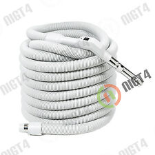 NEW! Aspirateur Central Vacuum 35ft Crush-Proof Non-Electric Hose On/Off Switch