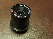 Carl Zeiss S-Planar Scanning Microscope Lens 14mm F 1:1,6 Metrology Surgical