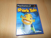 SHARK TALE  PS2  NEW  SEALED  pal version