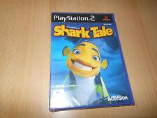 Shark Tale PS2 Nuevo Empaquetado PAL VERSIÓN