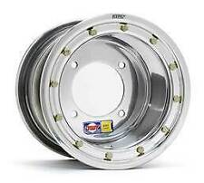 ATV Beadlock Alloy Wheel Rim 8x8, 4/115 & 4/110 PCD, 3+5 offset, DWT
