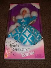 Vintage Barbie Winter Renaissance 15570 NRFB 1996 Mattel Doll Evening Elegance