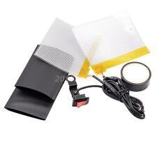 Heizgriffe Griffheizung Motorrad Lenkergriffe Elektrische Griffe Kit Pad