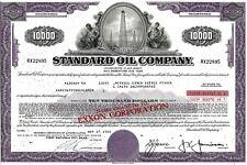 Standard Oil Company (EXXON), 1980, 6 1/2% Debenture due 1998 (10.000 Dollar)