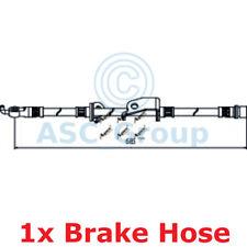 APEC BRAKING 685mm Scheibe Bremssattel flexibel GUMMISCHLAUCH hos4072