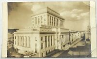 Old Real Photo Postcard The Christian Science Publishing House Boston MA 1934
