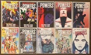 10 Powers 1,15,16,17,19,24,26,27,28,29 Image Comics Bendis Oeming lot