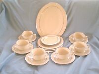 FRANCISCAN, Masterpiece, MOON GLOW, REPLACEMENT CHINA