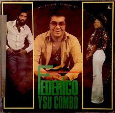 Federico Y Su Combo Latino Esto Es Lo Mejor De Federico Lp Venezuela Guaguanco