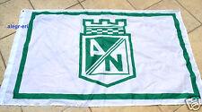 Atletico Nacional Flag Banner 3x5 ft Medellin Colombia Futbol Soccer Bandera