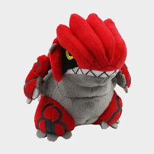 Pokemon Center Groudon Plush Doll Toy Figure Stuffed Animal Xmas Gift US Ship