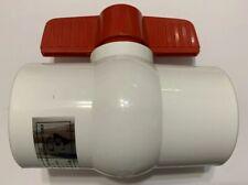 LDR 024 BVT-34 3//4-Inch PVC FIP Ball Valve