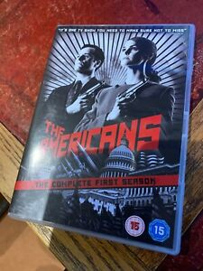 The Americans - Series 1 Season 1 Complete (DVD 2014) KERRI RUSSELL/SPY DRAMA