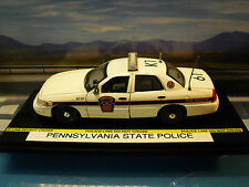 Custom Police First Response Pennsylvania State Police Unit 61 Ford Crown Vic!!!