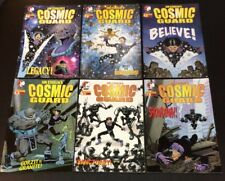 Jim Starlin Cosmic Guard  #1 - 6 Superhero Comic Books DDP Devils Due Publishing