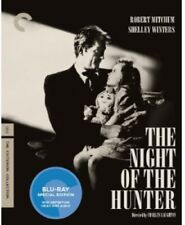 The Night of the Hunter (Criterion Collection) [New Blu-ray] With Dvd