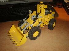 Lego Technic 8853  Radlader  Shovel     built