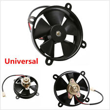 Motorcycle ATV Oil Cooler Water Cooler Iron Radiator Electric Cooling Fan 165mm