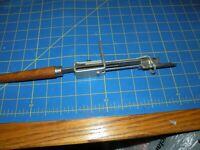 Vintage Phentex Speed Punch Rug Hook Needle Tool Tufting Hand Held