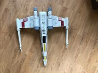 Hasbro Star Wars Giant X-Wing Fighter Ship R2D2 Toy C-2604A Large 29""