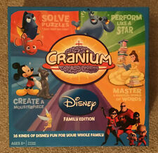 Cranium Disney family edition board game