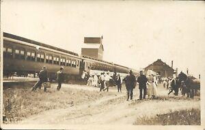 RPPC Sidney, Montana - Northern Pacific Celebration Day - 1912