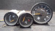 1995 Skidoo Mach 1 670 Fuel Tach Gauge OEM Stock Motor Engine Lights Warning