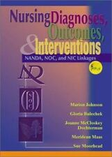 Nursing Diagnoses, Outcomes, and Interventions: NANDA, NOC and NIC Linkages by M