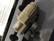 EOTECH G33 3X Magnifier Tan With STS Mount