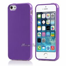 Cute Silicone Soft Slim Rubber Gel TPU Case Cover for iPhone 5s SE 6 6s 7 7 Plus