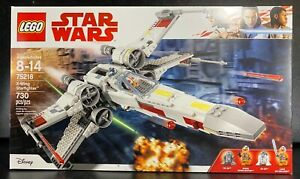 LEGO Star Wars 75218 X-wing Starfighter 2018 Edition New In Sealed Box