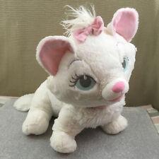 "Disney Store Large Jumbo Aristocats Marie Soft Toy 18"""
