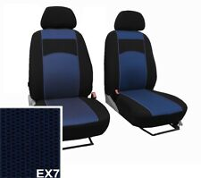 """NISSAN NV200 VAN 2010 ONWARDS FABRIC """"VIP"""" TAILORED SEAT COVERS MADE TO MEASURE"""