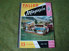 Faller ams   - Magazin Nr. 13