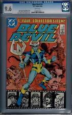DC Comics Blue Devil (1984 Series) # 1  Graded CGC 9.6 NM/MT