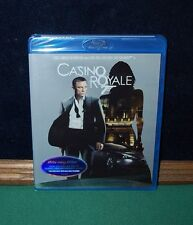 Casino Royale  Daniel Craig James Bond 007 New Sealed Blu-ray Movie Action