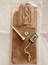 Rolex Gloves (Tan -size S) - Rolex 116610 LV tag - Rolex Golf Tee