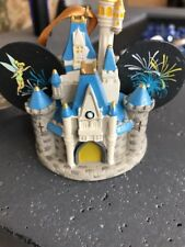 Walt Disney World Cinderella Castle Light-Up Ear / Hat  Ornament New