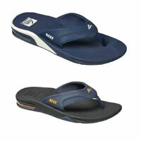 Reef Fanning Low Men Toe Separator | Toe Gripper | Flip flops | Nubuck Leather,