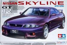 Tamiya Model Car Kit - Nissan Skyline GT-R V Spec Car - 1:24 Scale - 24145 - New