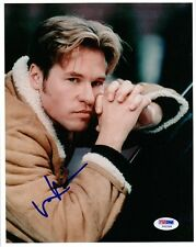VAL KILMER SIGNED AUTOGRAPHED 8x10 PHOTO VERY RARE PSA/DNA