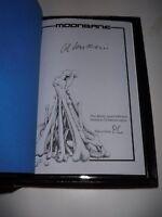 """AL SARRANTONIO - MOONBANE - LETTERED """"PC"""" - Cemetery Dance Publications - SO/OOP"""