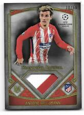 ANTOINE GRIEZMANN 2017-18 TOPPS MUSEUM COLLECTION MEANINGFUL MATERIAL GOLD #/50