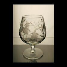 Stuart Crystal Cascade 5 1/8 Inch Brandy Glass