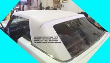 PLYMOUTH FURY  CONVERTIBLE TOP+WINDOW 65-66 -  SPECIFY COLOR CHOICE