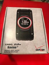 CASIO G'zOne Ravine 2 C781 NEW IN BOX ACCESSORIES VERIZON CLEAN FAST SHIPPING