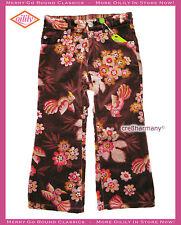 Oilily ✿ NWT ✿ Floral & Birds Pants ✿ sz 104/3-4-5 ✿ Netherlands Designer ✿